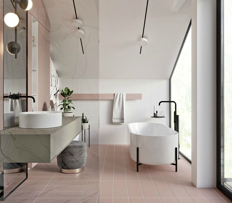 Designs Colors And Tiles Ideas 8 Bathroom Trends For 2020 Bathroom Trends Bathroom Design Trends Bathroom Interior Design