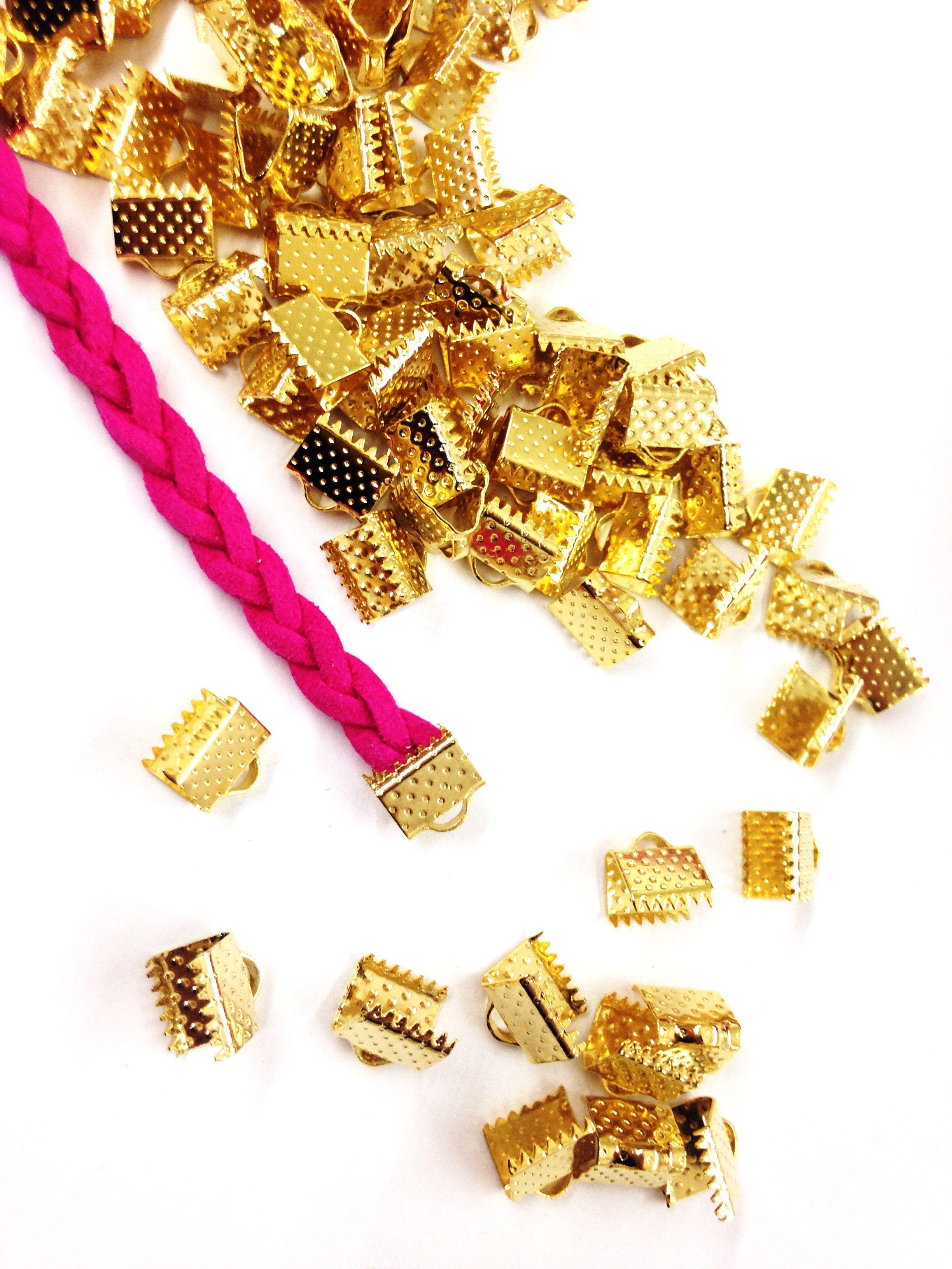 8cb82635828d Quesadilla💞 Chapa 18K ✨ Ideal para armar pulseritas o collares 📿 📲  Conoce las medidas