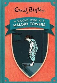 The Second Form at Malory Towers by Enid Blyton