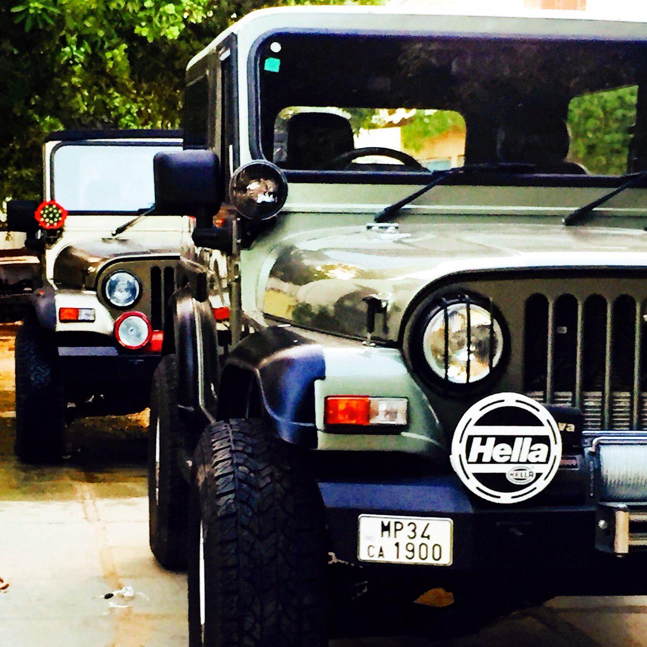 Rajputana Jeeps Custom Thar Mahindra Thar Jeep Jeep Willys
