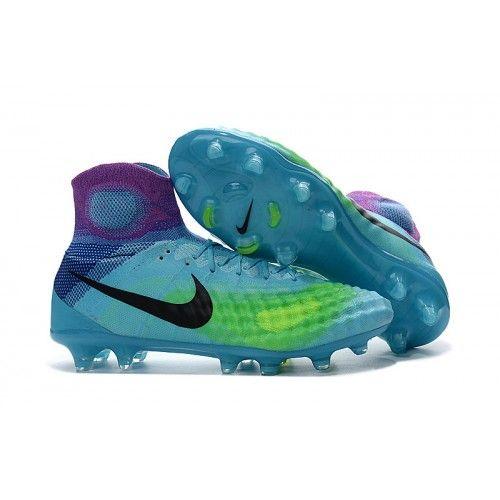 Magista Ii Personalizar Obra Niños Botas Azul Nike Fg De Futbol tChBsdxQr