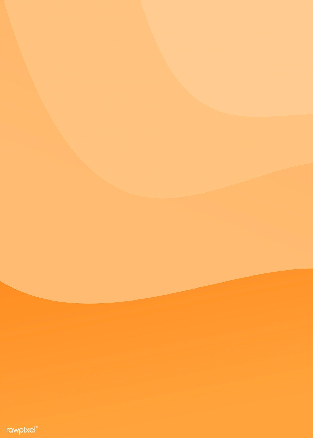 Orange Flowing Abstract Background Vector Free Image By Rawpixel Com Aum Orange Wallpaper Orange Aesthetic Abstract Backgrounds