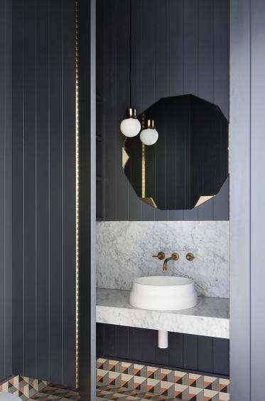Prahran Residence in Australia by Hecker Guthrie Bath Pinterest