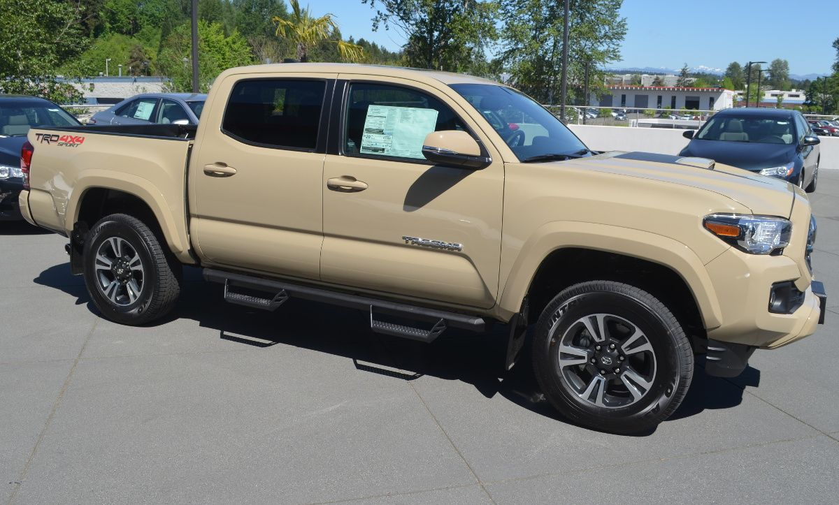 Image Result For 2017 Toyota Tacoma Quicksand