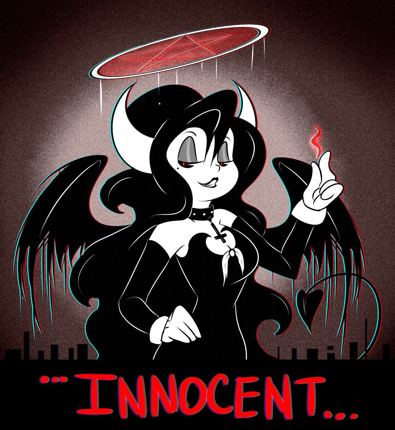Room Maker Simulator Alice Demon Bendy And The Ink Machine Pinterest
