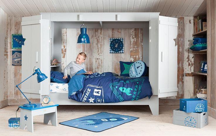 Kinderkamer Lief Lifestyle : Bedstee lief lifestyle bij leen bakker nieuw huis rens