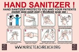 Image Result For Hand Sanitizer Poster With Images Hand