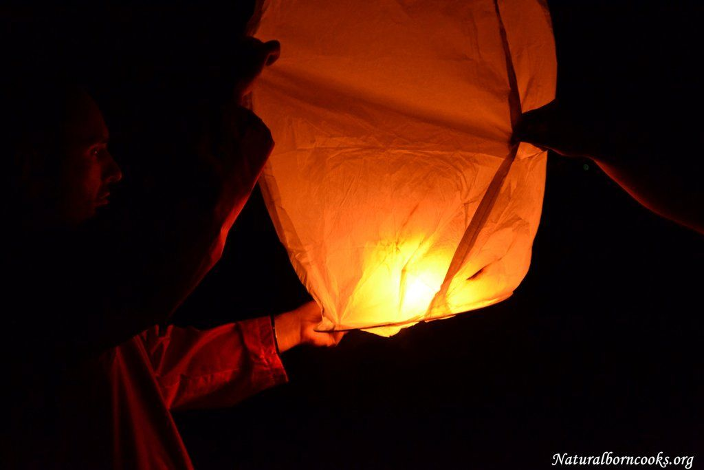 Making a wish under a summer sicilian starry sky.