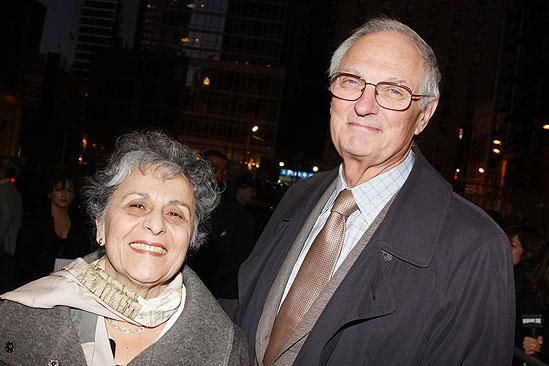 Actor Alan Alda And Wife Arlene Have Been Married Since 1957 And