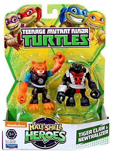 Playmates Half Shell Heroes Teenage Mutant Ninja Turtles newtralizer