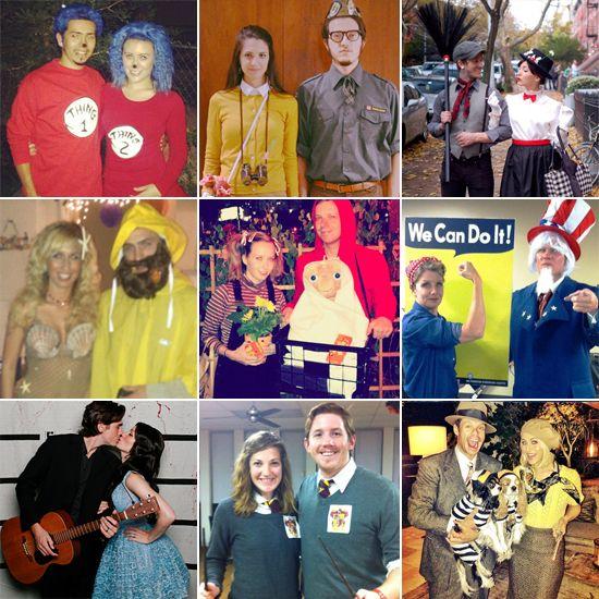 100 Creative Couples Costume Ideas Couple costume ideas, Costumes - creative couple halloween costume ideas