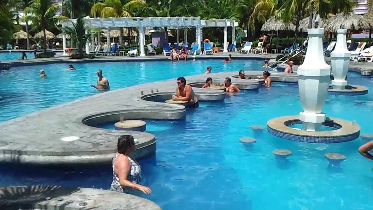 Pool Riu Hotel Montego Bay Jamaica Jamaica Montego Bay Travel