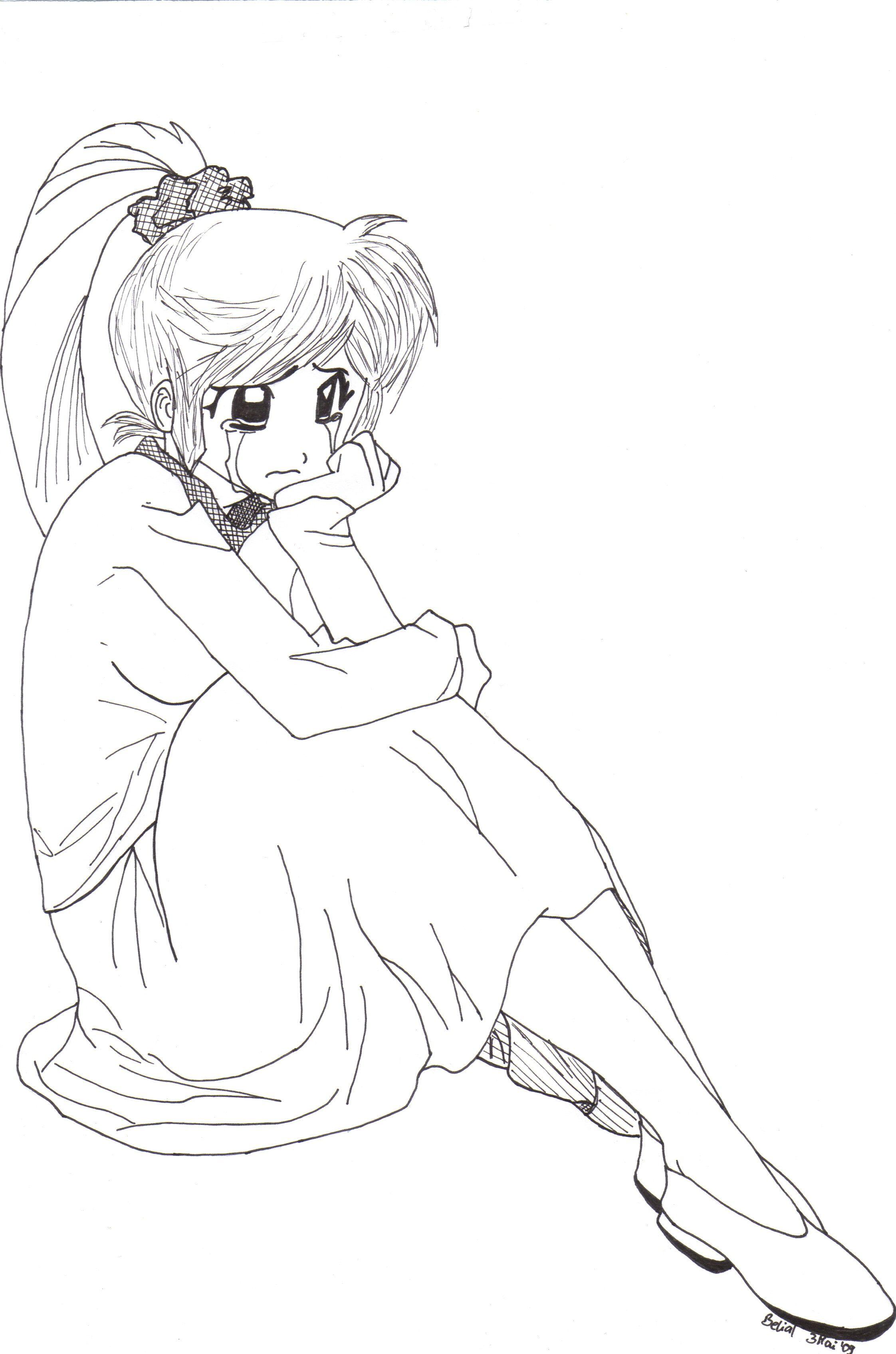 Anime Fee Malvorlagen Webartisan Me Ausmalbilder Zum Ausdrucken Anime Wolf Ausmalbilder