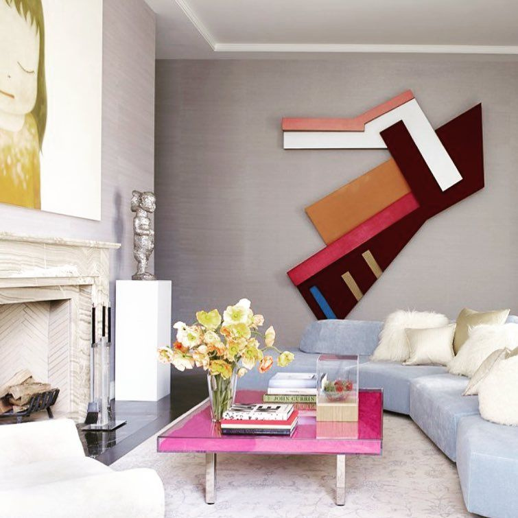 Amy Lau Design On Instagram Rooms Inspired By Art One Of The