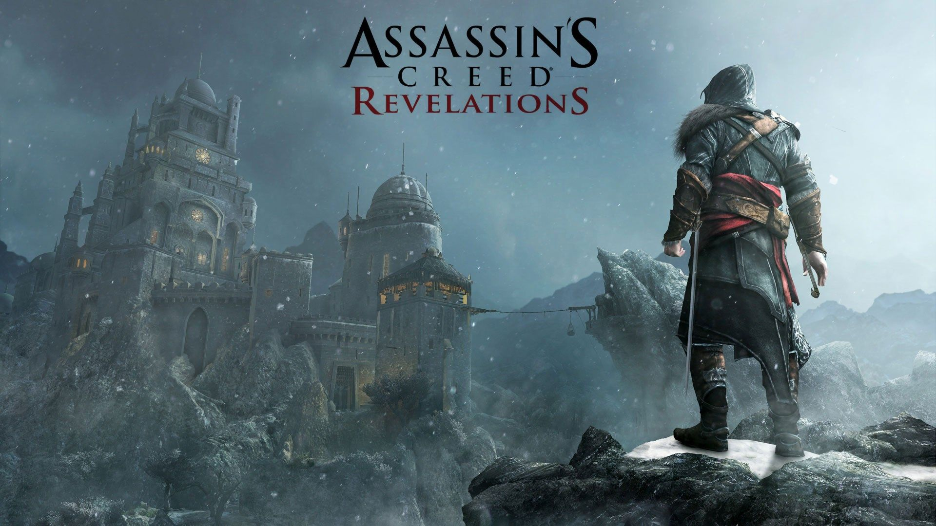 1920x1080 Assassins Creed Revelations game wallpaper