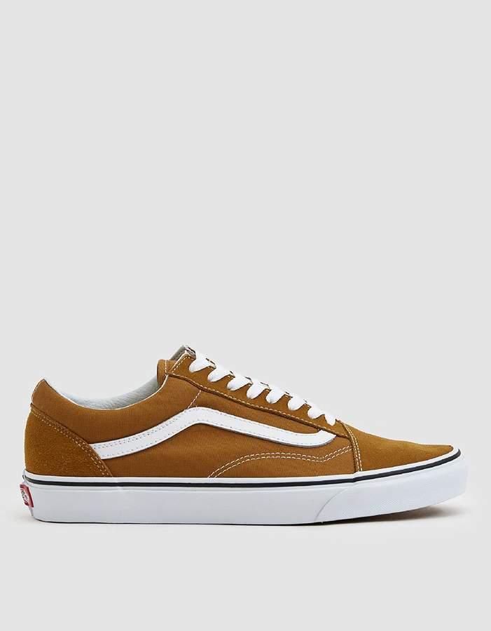 Vans Old Skool Sneaker in Cumin in 2019 | Vans old skool