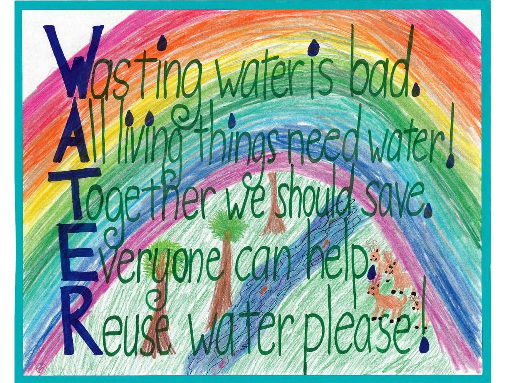 Drawing on water conservation best 25 save water drawing