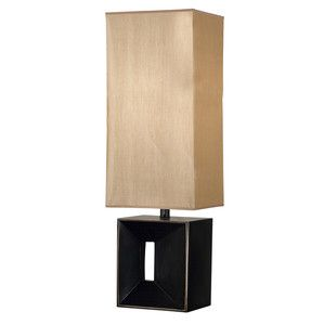 "Niche Charlie 30"" H Table Lamp with Rectangular Shade"