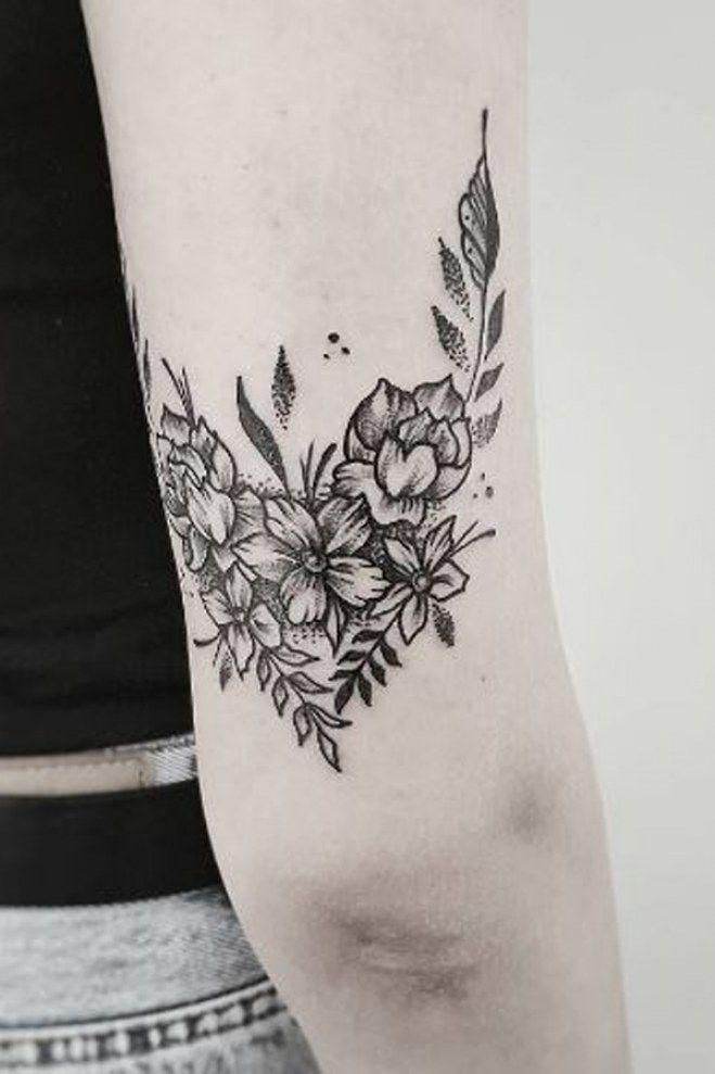 50 Tatouages Fleuris Qui Nous Font Envie Tats Galore Tattoos