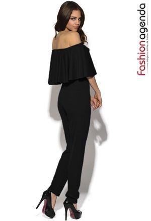 757d997e30 Lara Hosszú overál fekete 125 lej   FashionAgenda