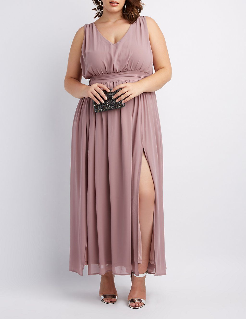 2019 year lifestyle- How to maxi wear pleated chiffon skirt