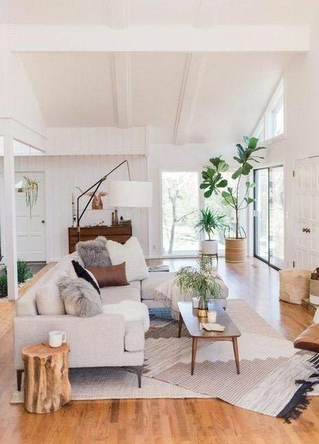 Cali Cool Interior California Decorating Boho Living Room Bohemian
