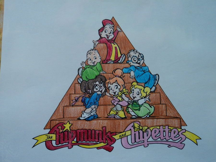 Pin by Iloverusty on the chipmunks and chipettes