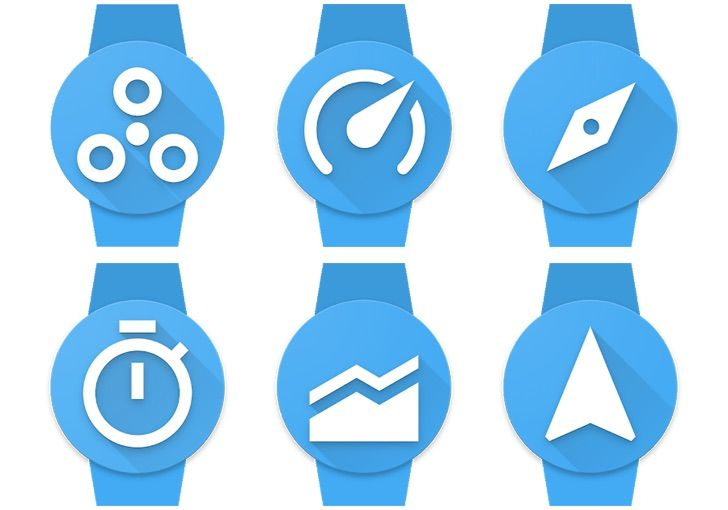 Appfour releases six new GPSrelated apps for Wear OS