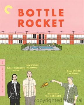 Bottle Rocket (1996) by Wes Anderson