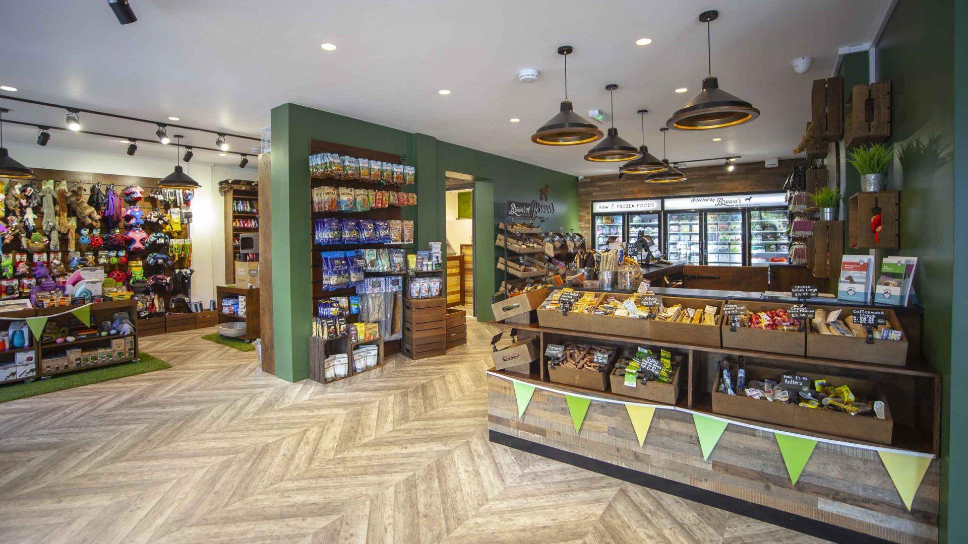 Shop Design Pet Shop Design Retail Design Retail Interiors
