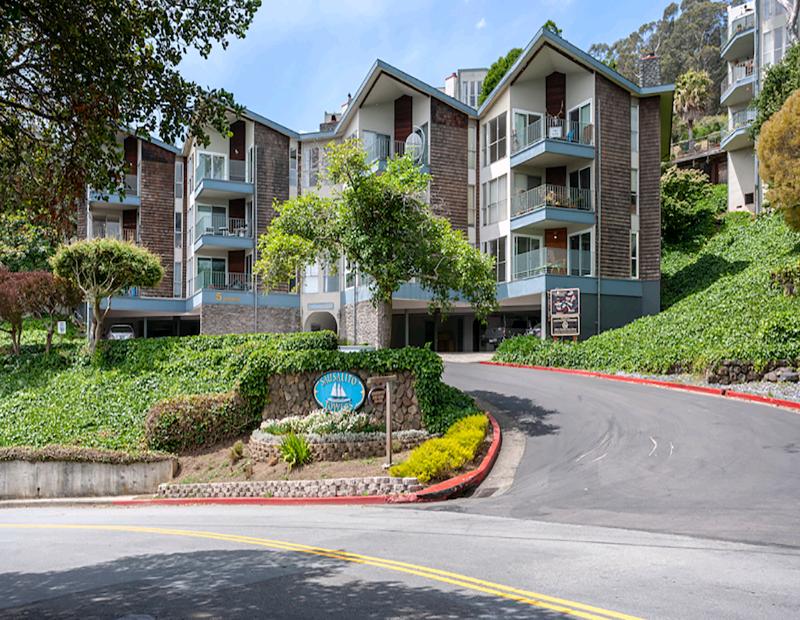 Greystone Arranges Refi For San Francisco Area Community Multifamily Multifamily Property Management San Francisco Apartment Garden Styles