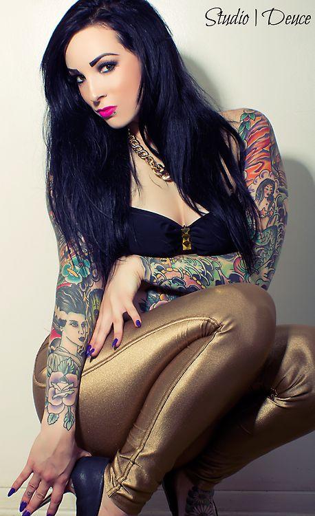b tattoo Bridgette