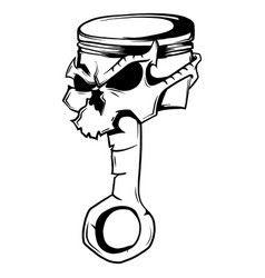 21 Gambar Kartun Keren Vector-  Angry Piston Vector Images 50 – Download  Clipar…