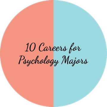 10 Careers for Psychology Majors | Psychology Muffins Articles ...