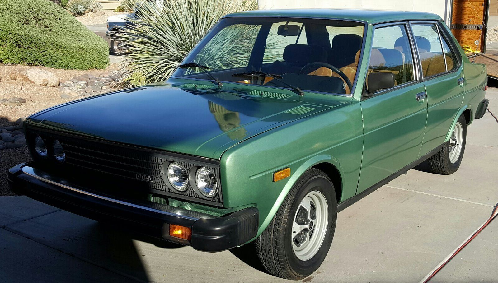 Its Name Is Sophie: 1978 Fiat 131 Brava | Fiat, Barn finds and Cars