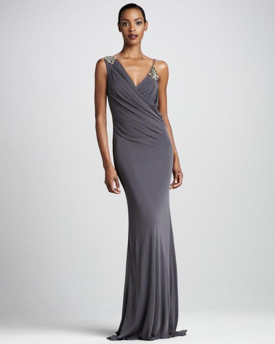 Badgley mischka dress michelle colemanhers classic styles