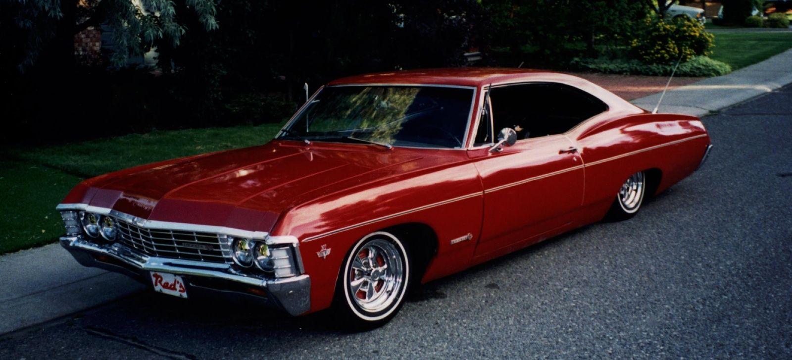 1967 Chevrolet Impala Picture Chevrolet Impala Chevy Impala