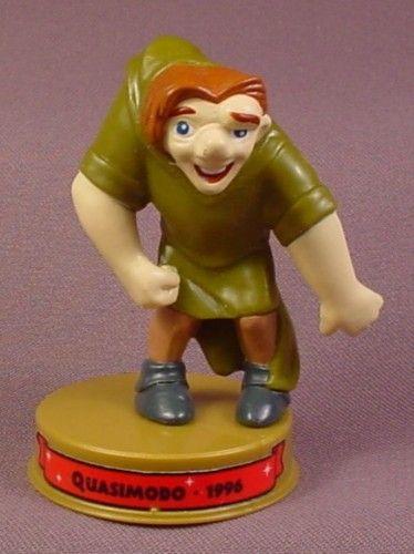Mcdonalds Disney 100 Years Of Magic Quasimodo Figure On Base
