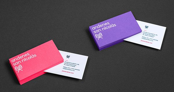 50 Simple Yet Professional Business Card Design Ideas For 2017