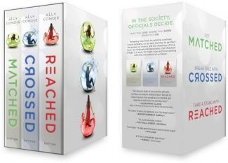 Matched crossed reached series young adult dystopian matched trilogy matched crossed reached by ally condie fandeluxe Gallery