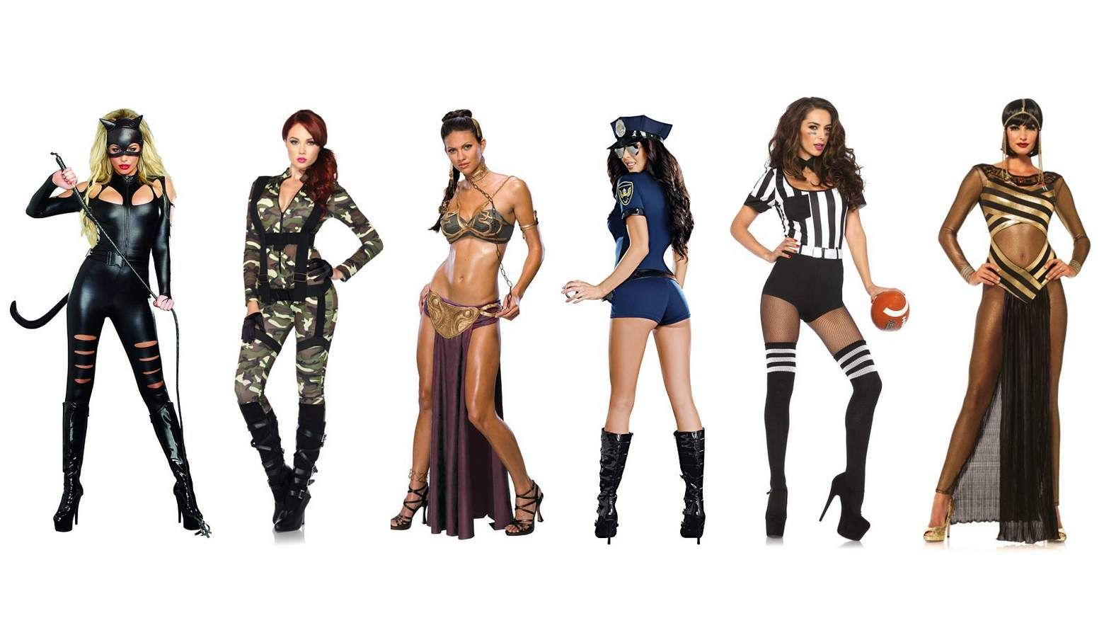 Top 10 Best Sexy Women's Halloween Costumes 2016