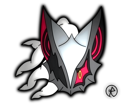 Head Of Infinite In The Style Of Rekrios By Poketendothefox Game