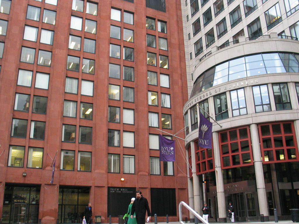 New York University, Stern School Of Business