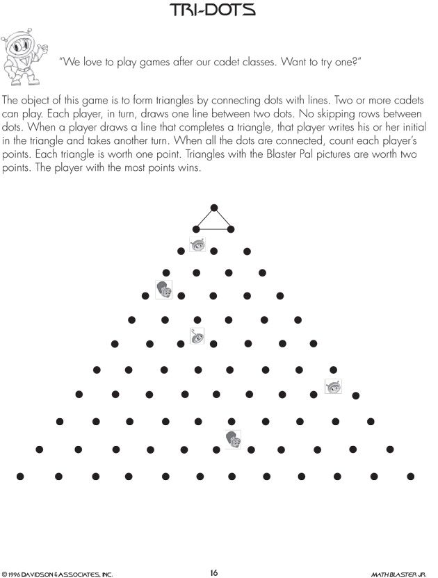 Tri-dots - Fun, Free and Printable Activities for Kids ...