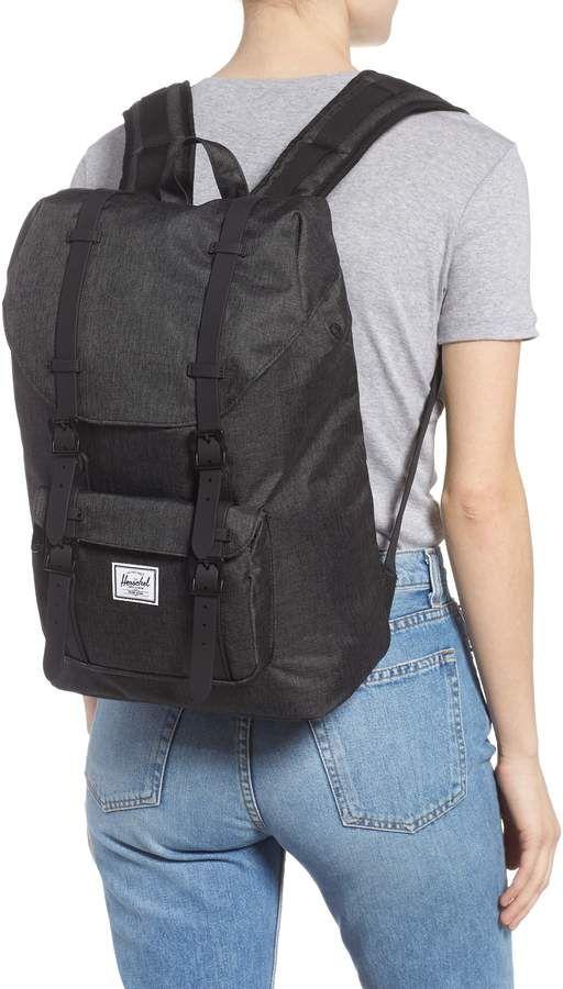 2014246e6fc Herschel Little America - Mid Volume Backpack