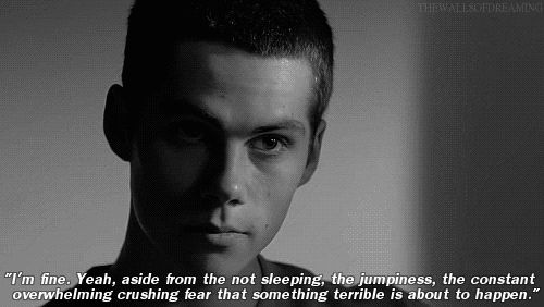 Stiles, Teen Wolf. Absolute favorite character.