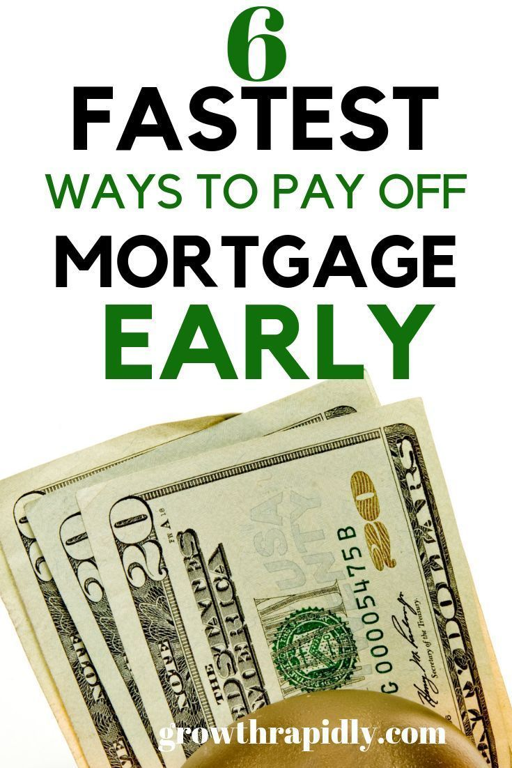 How to pay off your mortgage early pay off mortgage