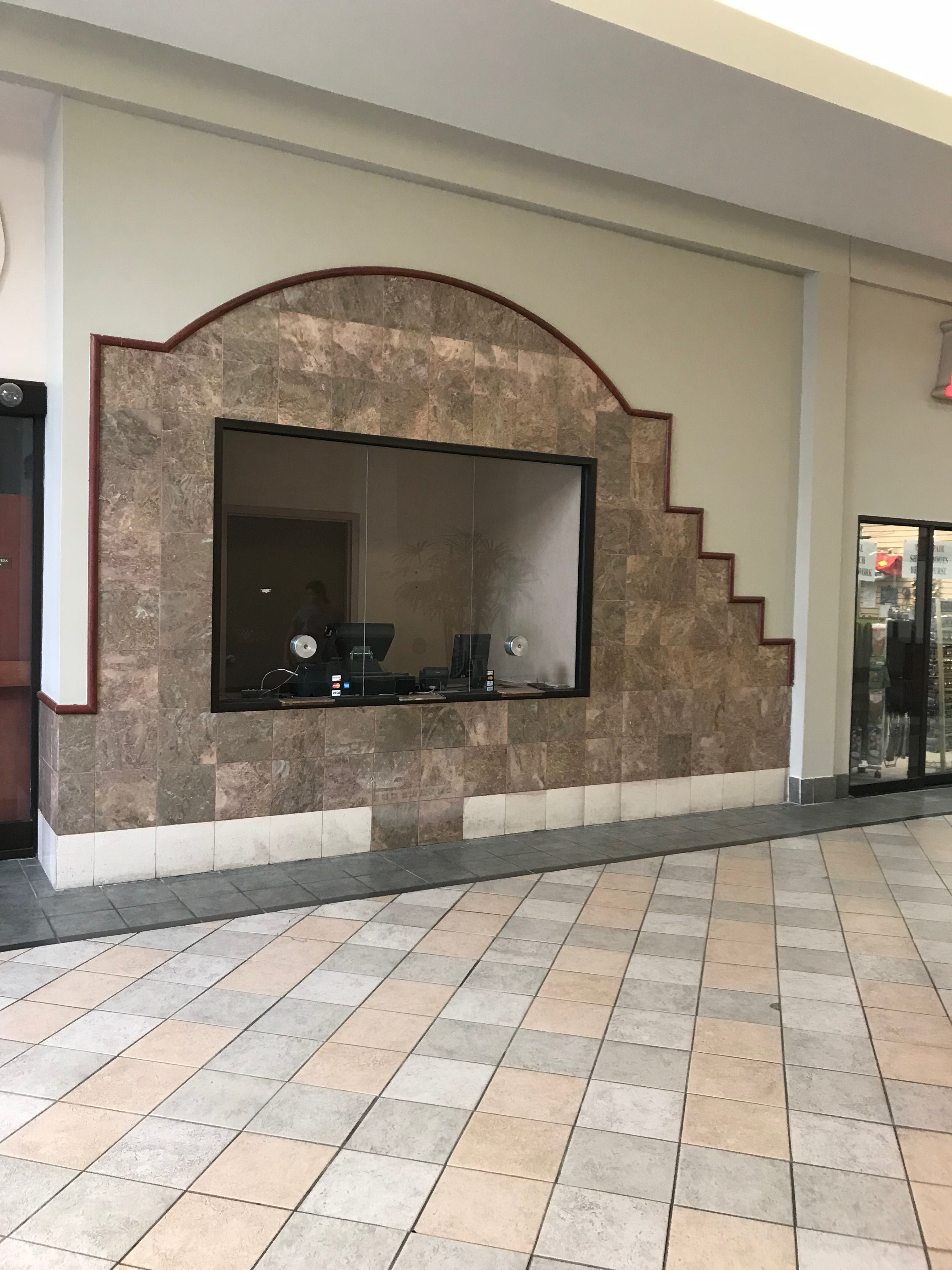 Ticket Booth Eastdale Cinemas Closed Eastdale Mall Montgomery