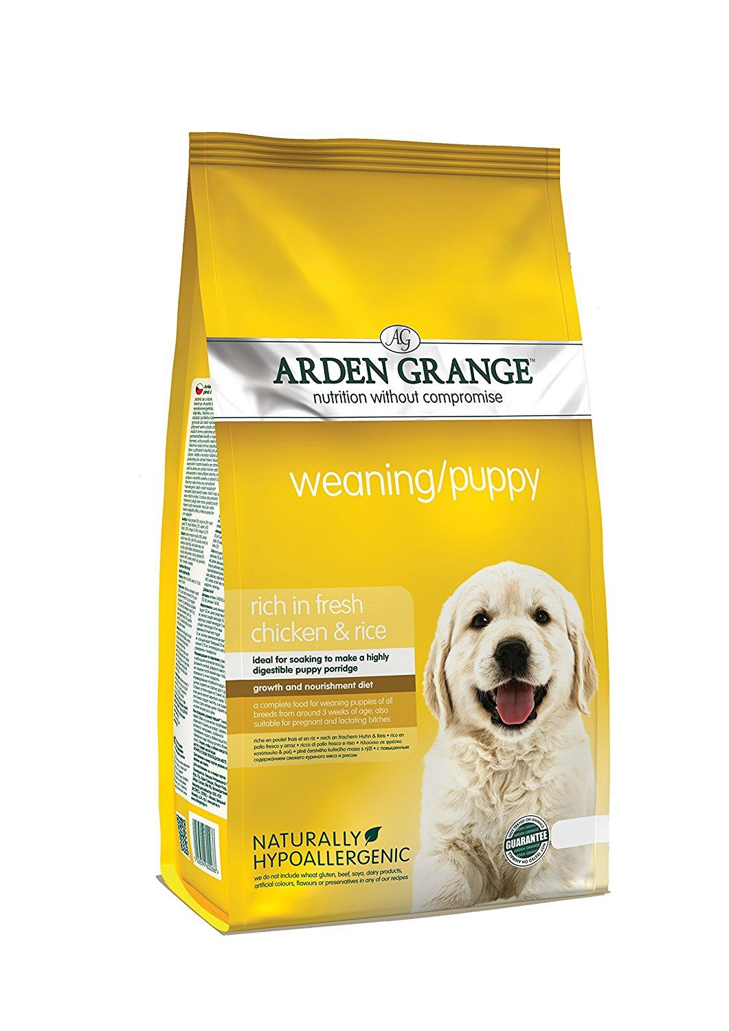 Arden Grange Weaning Puppy Dog Food 2 Kg Check Out The Image