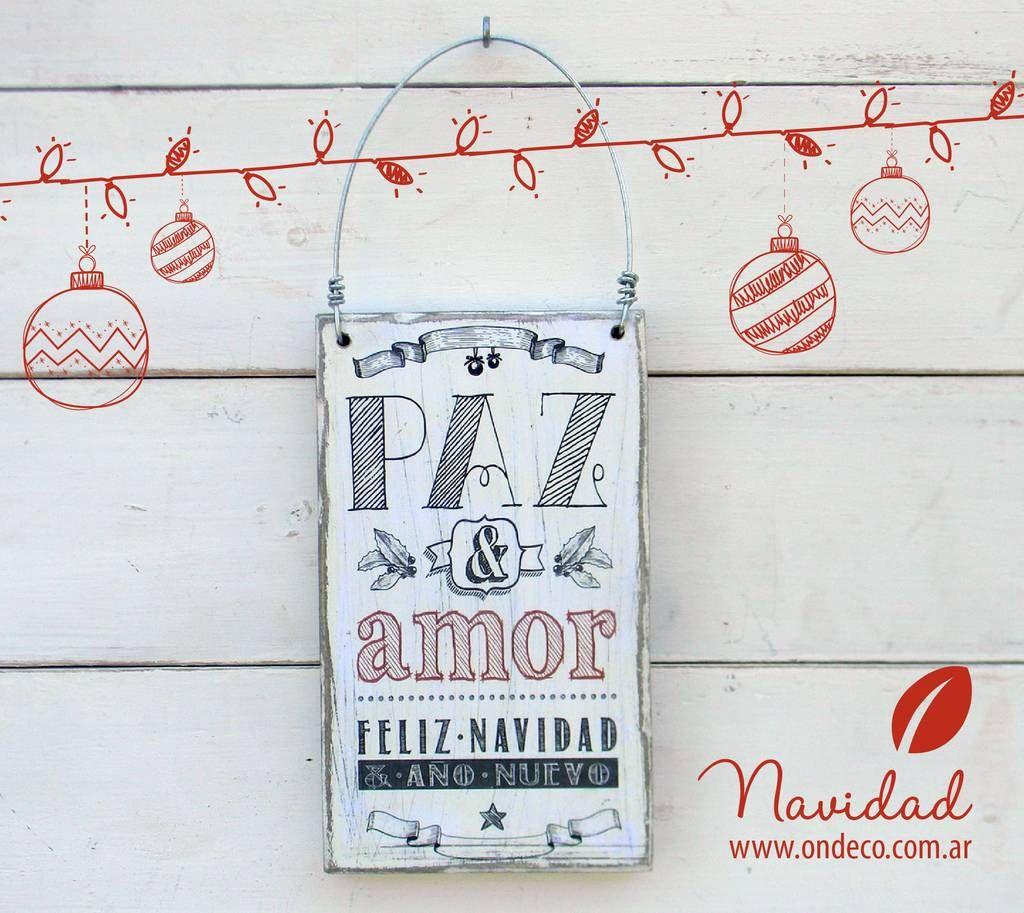 Paz Y Amor Paz Y Amor Letreros De Madera Letreros Vintage